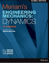 Meriam's Engineering Mechanics: Dynamics