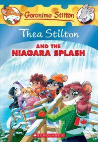 Thea Stilton and the Niagara Splash (Thea Stilton #27), 27