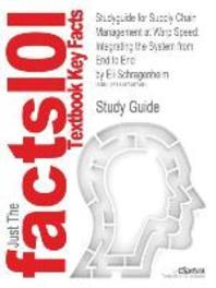 Studyguide for Supply Chain Management at Warp Speed