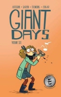 Giant Days Vol. 6, 6