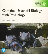 Campbell Essential Biology with Physiology, Global Edition 6th Edition