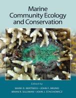 Marine Community Ecology and Conservation