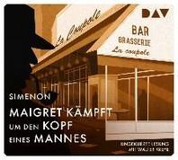 Maigret kaempft um den Kopf eines Mannes