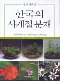 한국의 사계절 분재