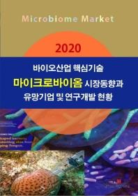바이오산업 핵심기술 마이크로바이옴 시장동향과 유망기업 및 연구개발 현황(2020)