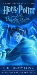 Harry Potter and the Order of the Phoenix (Audio Cassettes/Unabridged)