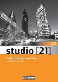 studio 21 Grundstufe A1: Gesamtband. Unterrichtsvorbereitung (Print)