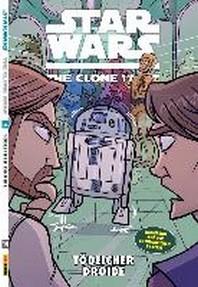 Star Wars: The Clone Wars (zur TV-Serie) 14 - Toedlicher Droide