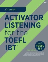 Activator Listening for the TOEFL iBT(Expert)