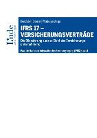 IFRS 17 - Versicherungsvertraege