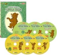 Little Bear 리틀 베어 1&2집 6종 세트(DVD)