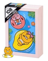 카카오프렌즈 108 퍼즐 갤러리: 베케이션 모드