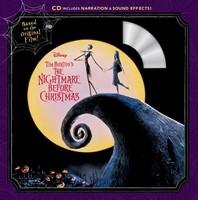 Tim Burton's the Nightmare Before Christmas [With Audio CD]