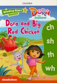 DORA the Explorer Ponics. 3: Dora and Big Red Chicken
