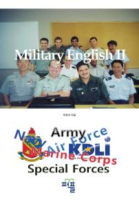 Military English II