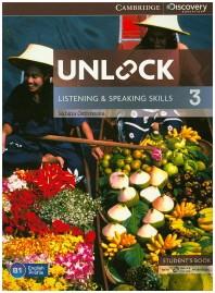 Unlock Listening and Speaking Skills Student's Book. 3