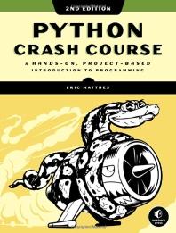 Python Crash Course, 2/E(Paperback)