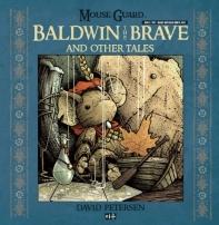 마우스 가든: 용감한 볼드윈과 영웅의 시작