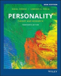 Personality:Theory and Research