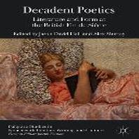 Decadent Poetics