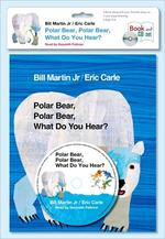 Polar Bear, Polar Bear, What Do You Hear? Book & CD set