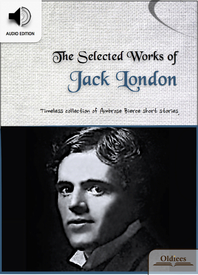 The Selected Works of Jack London (잭 런던 작품집 + 오디오)