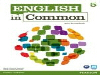 English in Common 5.(Student Book)