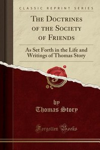 The Doctrines of the Society of Friends