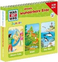 Was Ist Was Junior-3-CD Hoerspielbox Vol.2 Erde