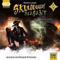 Skulduggery Pleasant - Folge 8 + 9