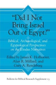"""""""Did I Not Bring Israel Out of Egypt?"""""""