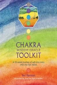 Chakra Wisdom Oracle Toolkit
