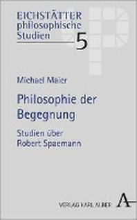 Philosophie Der Begegnung