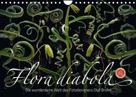 Flora diabola - Die wundersame Welt des Fotodesigners Olaf Bruhn (Wandkalender 2022 DIN A4 quer)