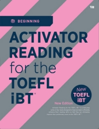 Activator Reading for the TOEFL iBT(Beginning )