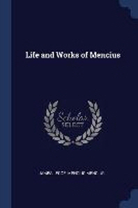 Life and Works of Mencius