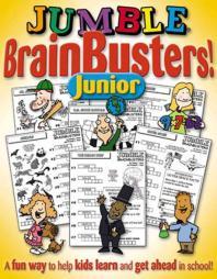 Jumble Brainbusters Junior