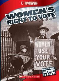 Women's Right to Vote (Cornerstones of Freedom