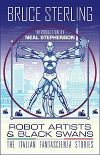 Robot Artists & Black Swans