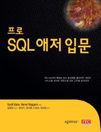 프로 SQL 애저 입문