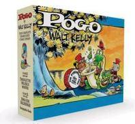 Pogo the Complete Syndicated Comic Strips Box Set