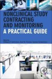 Nonclinical Study Contracting and Monitoring