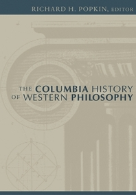 The Columbia History of Western Philosophy