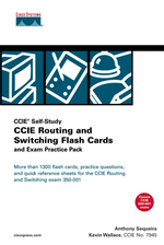 CCIE Routing and Switching Flash Cards and Exam Practice Pack