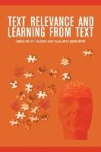 Text Relevance and Learning from Text