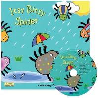 [노부영 마더구스 세이펜] Itsy Bitsy Spider