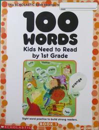 100 Words 1st Grade