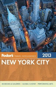 Fodor's New York City [With Map]