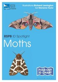 Rspb Id Spotlight - Moths