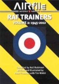 RAF Trainers. Volume 2